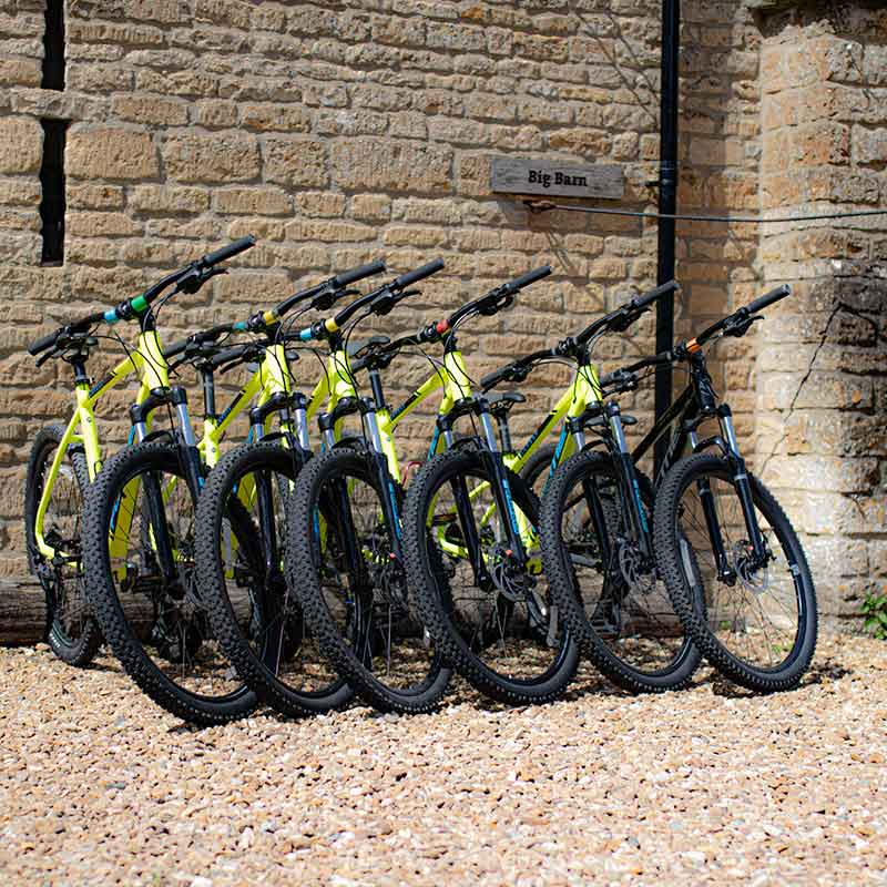 Hire Bike Fleet