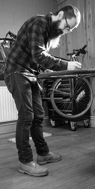 Workshop Mechanic