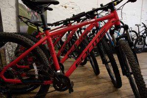 New Fleet Bikes