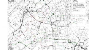 Bulwick Estates Map